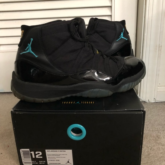 581c1177573ecd Jordan Other - Air Jordan 11 Retro Gamma Blue (USED) size 12